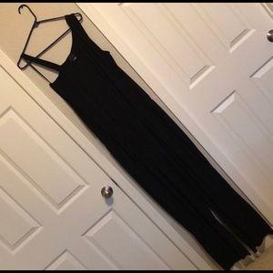 Torrid Black Jumpsuit Size 16